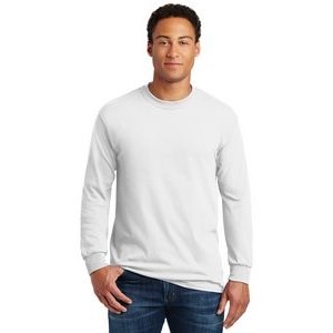 Gildan® Men's Heavy Cotton™ 100% Cotton Long Sleeve T-Shirt