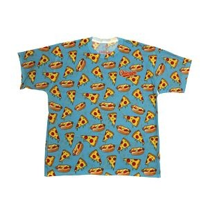 Sublimated Men's Short Sleeve Poly Tee