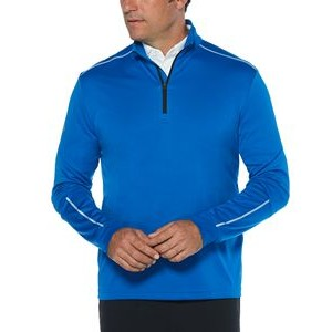 Men's 1/4 Zip Water Repellent Pullover Shirt